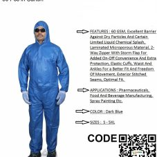 037e6c6b9f Disposable Coverall   6.50 AED