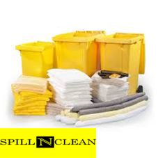 SPILL N CLEAN SPILL KITS